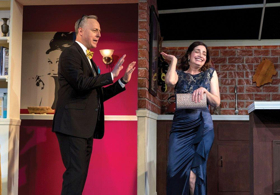BWW Review: MR.AND MRS. FITCH