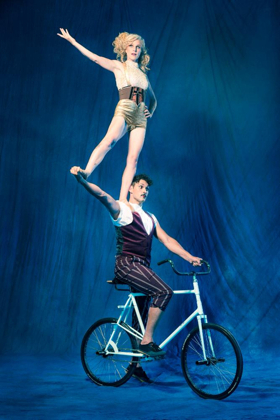 Circus Oz and Company 2 to Create a Mesmerising World this June with the World Premiere of WUNDERAGE
