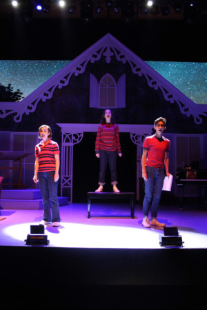 BWW Review: FUN HOME Breaks Boundaries and Touches Hearts at Smithtown Performing Arts Center