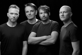 "The Pineapple Thief Release New Video For ""Threatening War"" From Their New Studio Album 'Dissolution'"