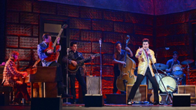 Review: MILLION DOLLAR QUARTET Shares an Incredible Recording Session in Rock and Roll History