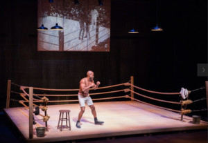 BWW Review: DARE TO BE BLACK: THE JACK JOHNSON STORY at DE Theatre Company