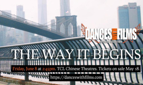 Romantic Short THE WAY IT BEGINS to Screen As Part of this Year's Dances With Films Festival