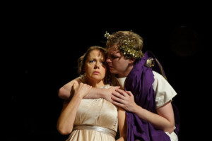 BWW Review: CALIGULA at Holden Street Theatres