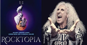 Twisted Sister's Dee Snider to Guest Star in ROCKTOPIA April 9-15