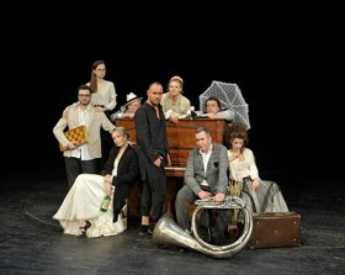PLATONOV is Playing at the Moscow Satire Theatre Now!