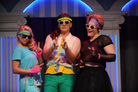 BWW Review: XANADU Does at the Pittsburgh CLO Cabaret