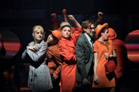 Review Roundup: Critics Weigh in on The Donmar's SWEET CHARITY