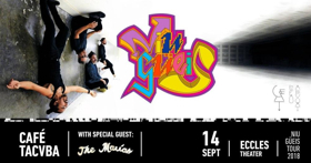 Live At The Eccles Presents Cafe Tacvba and The Marias