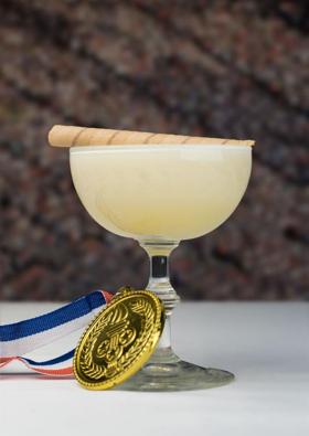 Marinas Menu: JIM BEAM Winter Olympic Cocktail Recipes