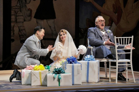 BWW Review: Love and Laughter Warms MN Opera's Luscious THE ITALIAN STRAW HAT