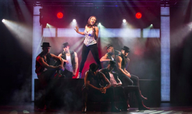 BWW Review: THE BODYGUARD, Theatre Royal, Glasgow