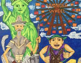 La MaMa in Association with Loco7 Dance Puppet Theatre Co Presents World Premiere of DON QUIXOTE TAKES NEW YORK