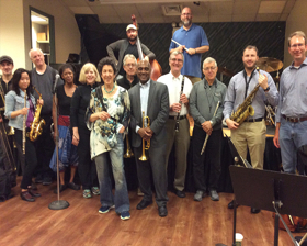 Astoria Big Band Presents MEMORIES OF JAZZ IN QUEENS On November 17 At Flushing Town Hall