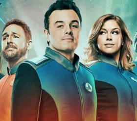 THE ORVILLE Premiere Is FOX's Most-Watched & Highest-Rated Series Launch Since 2015