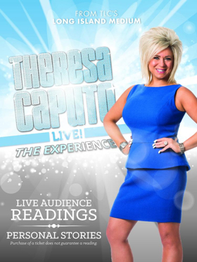 Theresa Caputo Live! The Experience Comes to PPAC April 6
