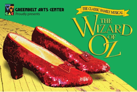 The Wizard Of OZ to Follow the Yellow Brick Road To Greenbelt Arts Center