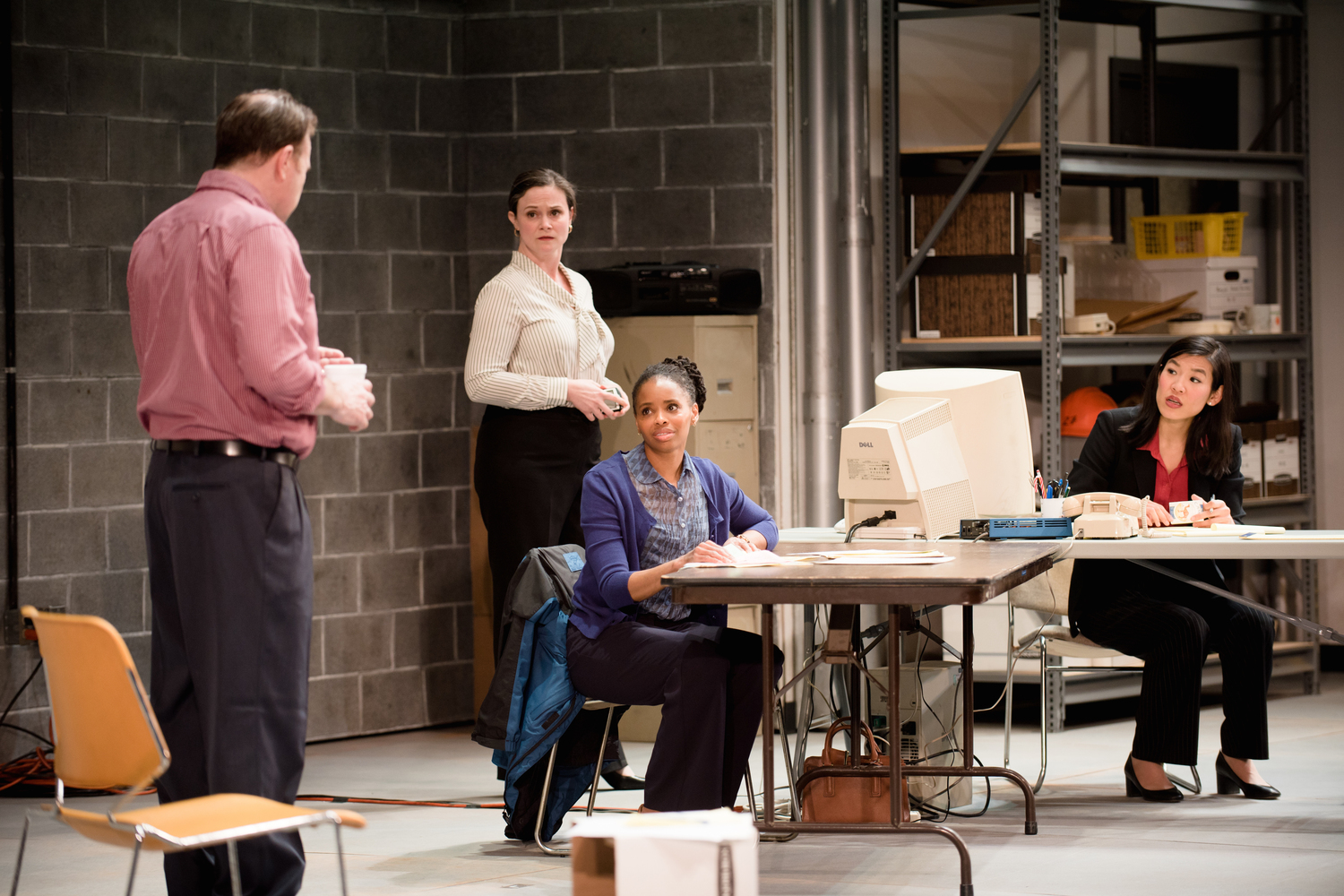 BWW Review: MARGINAL LOSS at Actors Theatre Of Louisville