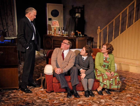 BWW Review: PACK OF LIES, Menier Chocolate Factory