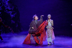 BWW REVIEW:   K-Arts Dance Company Brings Song of the Mermaid to NYC