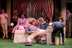 BWW Review: Stratford's THE MERRY WIVES OF WINDSOR Will Leave you with a Smile on your Face and an Ache in your side from Laughing
