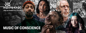 New York Philharmonic Enters Week Two of their Three-Week Exploration of MUISC OF CONSCIENCE