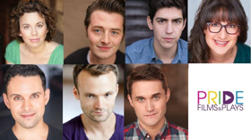 Pride Films and Plays Announces Cast of IT'S ONLY A PLAY