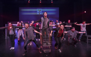 BWW Review: AMERICAN IDIOT at Center Stage Theater