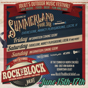 The Forge Presents Rock The Block Featuring Summerland Tour with Everclear, Marcy Playground, Local H, Boys of Summerland