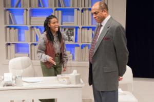 BWW Review: OLEANNA at Walnut Street Theatre