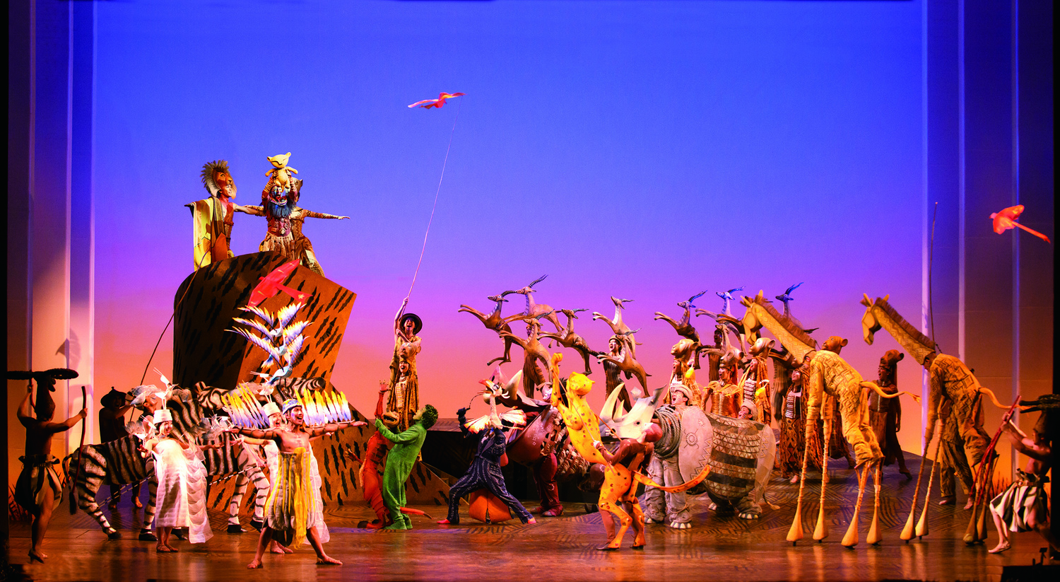 bww review  the lion king