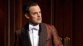 Harry Hadden-Paton Extends in MY FAIR LADY Through July 6, Michael Halling To Play Wednesday Evenings