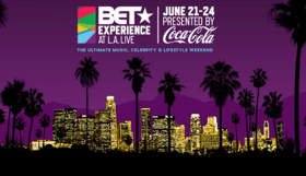 STAPLES Center Concert Line-Ups Announced for BET Experience at L.A. LIVE Presented by Coca-Cola