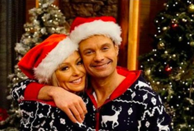 LIVE WITH KELLY AND RYAN Brings Extra Dose of Holiday Cheer with Special Themed Shows