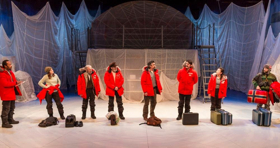 BWW Review: Artists Rep's MAGELLANICA: A Journey to Antarctica in Search of Scientific and Existential Truths