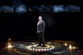 BWW Review: LBJ Completes His Term in Arena Stage's THE GREAT SOCIETY