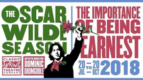 Dates Announced For AN IDEAL HUSBAND, THE IMPORTANCE OF BEING EARNEST and THE SELFISH GIANT at the Vaudeville