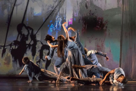 Schimmel Center at Pace University Presents BATTERY DANCE, Plus World Premiere of THE RED LINE