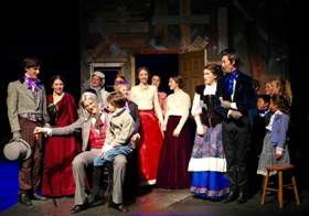 Review: Youth Participants in the Award-Winning Y.E.S. Program Shine in A WINTER'S TALE Musical