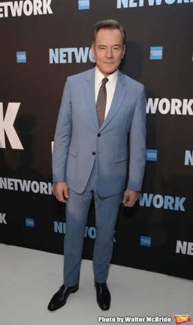 Bid Now To Meet Bryan Cranston at NETWORK On Broadway