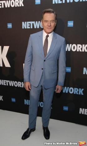 Bid Now To Meet Bryan Cranston at NETWORK On Broadway