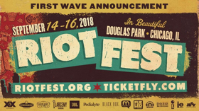 Blink 182, Elvis Costello, Beck, & More to Play Chicago's Riot Fest this September