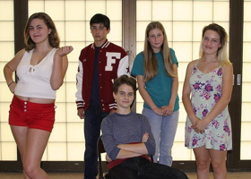 Los Altos Youth Theatre Goes Back to Middle School with 13 THE MUSICAL