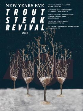 Trout Steak Revival Announces Fall and Winter Tour, Plus NYE Run