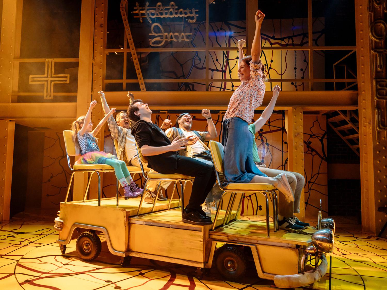BWW Review: LITTLE MISS SUNSHINE, Arcola Theatre