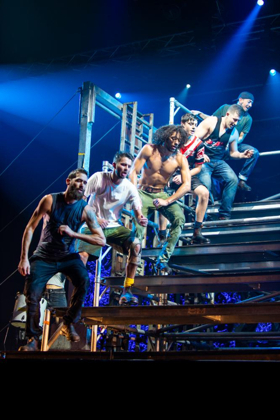 BWW Review: TAP DOGS at Kennedy Center