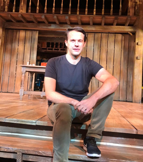 BWW Interview: TIM MACKABEE Designs the set for SHAKESPEARE IN LOVE at Baltimore Center Stage