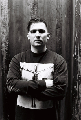 Prurient Premieres Glacial Noisescape 'Falling In The Water'