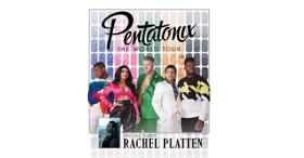 Pentatonix Announces World Tour with Rachel Platten