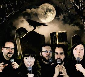 Radiotheatre Announces Return of Annual Edgar Allan Poe Festival